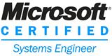 Microsoft Certified Systems Engineer (MCSE) Logo